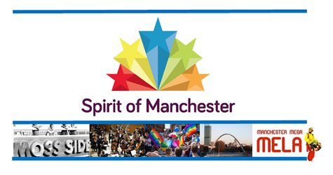 Spirit of Manchester Community reporters