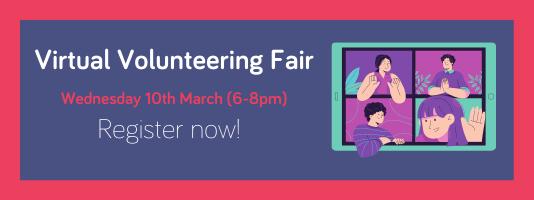 virtual volunteering fair