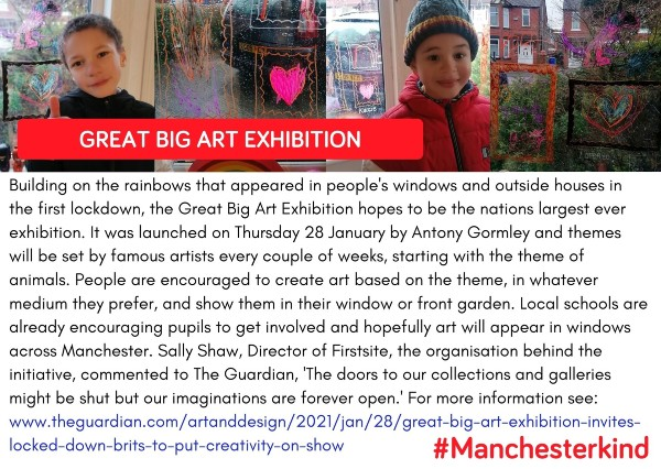 Great Big Art Exhibition