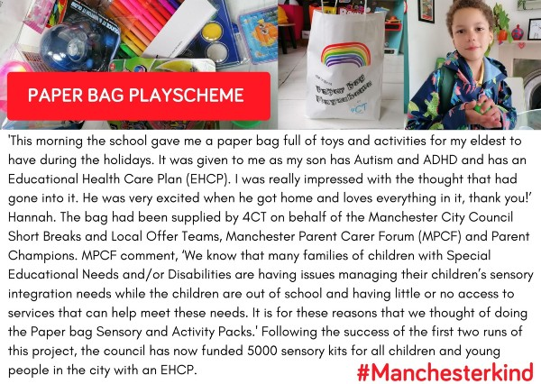 paperbag playscheme