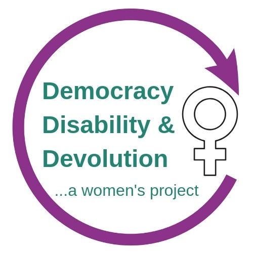 Democracy Disability and Devolution