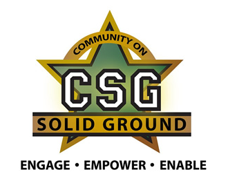 Community on Solid Ground