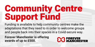 community centre support fund