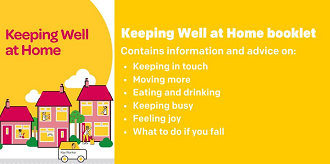 Keeping well at home booklet