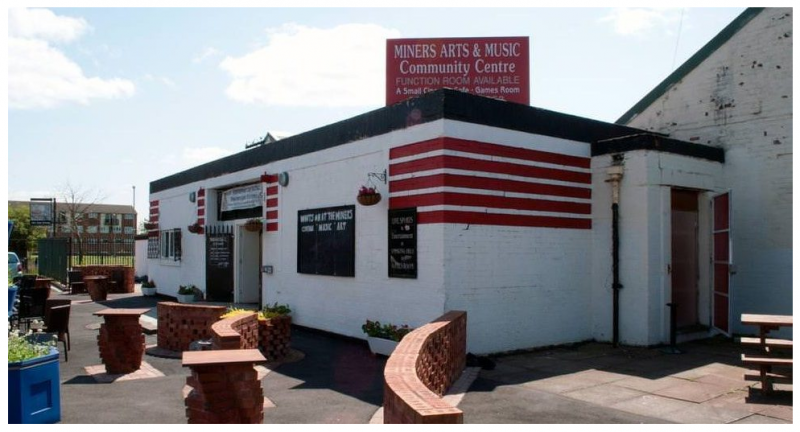 Miners Community Arts and Music Centre