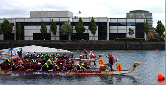 Salford Charity Dragon Boat Race