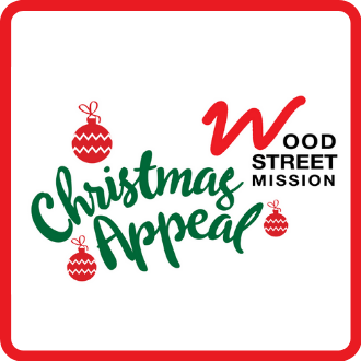 wood street mission christmas appeal